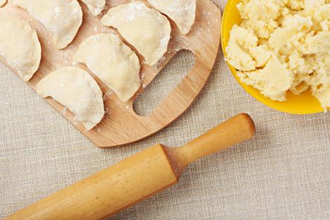 El relleno de estos ravioli tradicionales puede ser dulce o salado y se comen a cualquier hora del día. Fuente: Lori / Legion Media