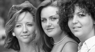 Las mujeres más lindas de la Unión Soviética