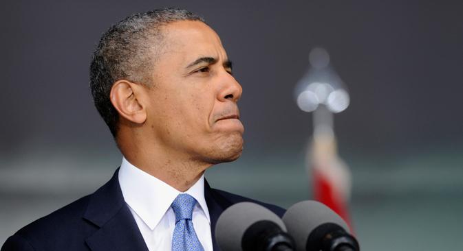Expertos rusos cuestionan al presidente de EE UU. Fuente: AP