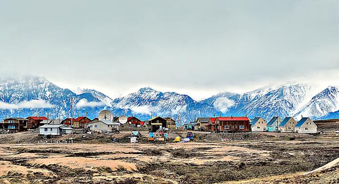 Un lugar de creciente interés por sus recursos. Fuente: Getty Images / Fotobank