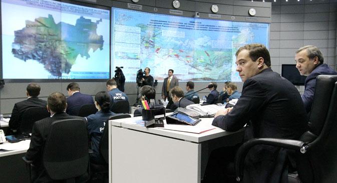 """El Cáucaso Norte y Crimea contarán con """"ministerios propios"""" . Fuente: Ria Novosti"""