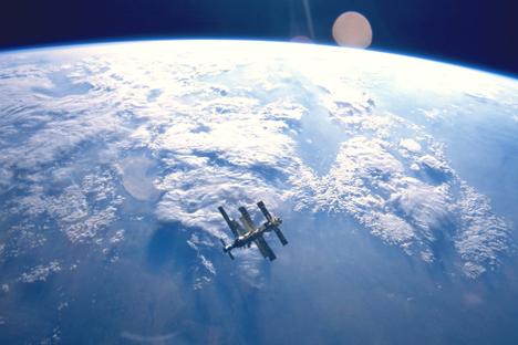Novas unidades da ISS estão sendo preparadas para lançamento Foto: NASA