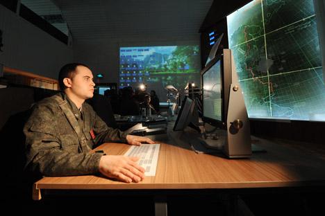 As primeiras reportagens de vídeo serão dedicadas aos exercícios militares Vostok-2014 Foto: RIA Nóvosti