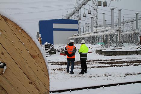 La remota ciudad de Chaikovski acoge el segundo proyecto de la empresa española en Rusia. Fuente: servicio de prensa