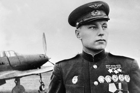 Desarrolló unas tácticas de combate decisivas para la derrota de la poderosa máquina de guerra nazi. Fuente: Ria Novosti