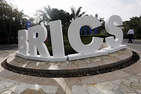 Entre los principales temas de la próxima cumbre del grupo en Brasil se encuentran la creación de un banco propio y de una agencia de calificación. Fuente: Reuters