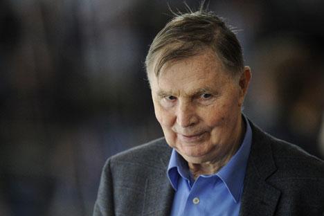 Uno de los mejores técnicos que dio el deporte soviético, recordado por sus tres oros olímpicos, pero también por sus despiadados métodos de dirección. Fuente: ITAR-TASS
