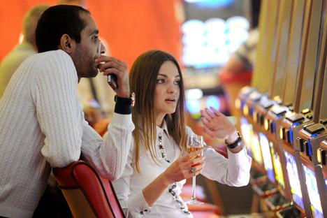 Para la apertura de un casino en Crimea bastará con 14,7 millones de dólares, y el inversor del proyecto podrá ser tanto una compañía rusa como extranjera. Fuente: ITAR-TASS