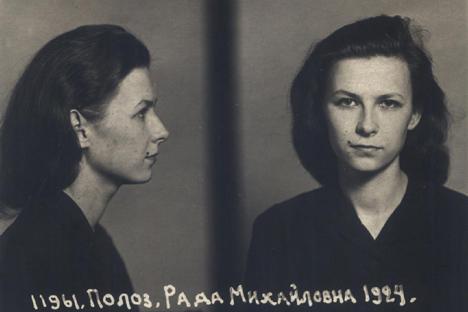 Memoria escrita de las víctimas femninas del gulag. Fuente: gulagmuseum.org