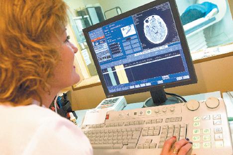 Rusia apuesta por el desarrollo de tecnologías que permitan una detección precoz de la enfermedad. Fuente: ITAR-TASS