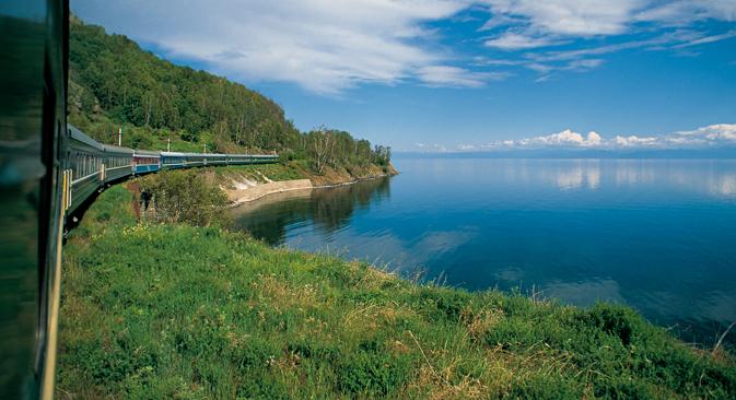 Descubre una guía de los mejores trenes de la mítica ruta. Fuente: Tsar's Gold