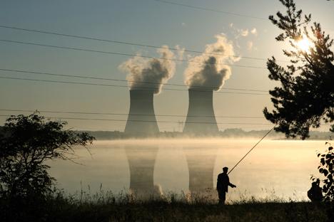 Kalinin es una de las principales centrales nucleares rusas. Situada a unos 200 kilómetros de la capital, asombra al visitante. Aquí, el relato de una recorrida por la planta. Fuente: PhotoXpress