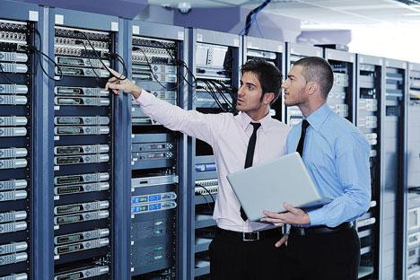 Un nueva ley rusa obligará a guardar la información personal en servidores rusos. Entrará en vigor en 2016 y las compañías internacionales deberán adaptarse. Fuente: PhotoXpress