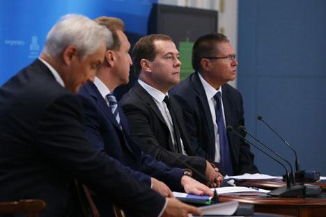 Se planea ampliar la exportación de productos elaborados y en la estructura comercial crecerá la participación de las economías emergentes. Fuente: Ria Novosti / Ekaterina Shútkina
