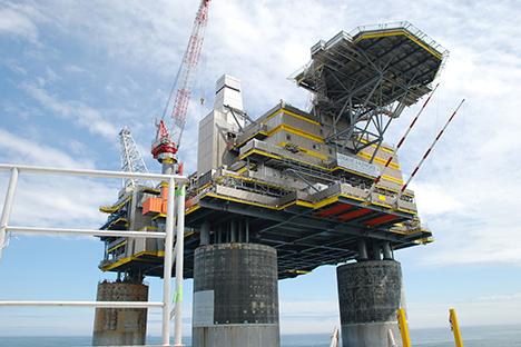 La petrolera rusa demanda al gigante del gas debido al acceso a los gasoductos en el extremo oriental del país. Fuente: ITAR-TASS