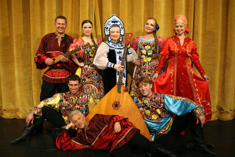 La cultura es un medio eficaz para afianzar los vínculos con la región. Fuente: servicio de prensa