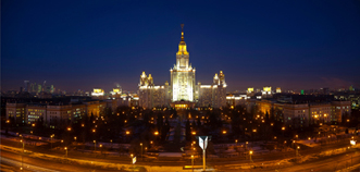 Las mejores vistas de Moscú