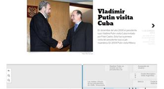 Cronología de las relaciones entre Rusia y América Latina