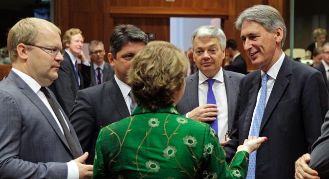 Experten warnen, dass Sanktionen gegen Russland der Weltwirtschaft schaden könnten.Foto: AP