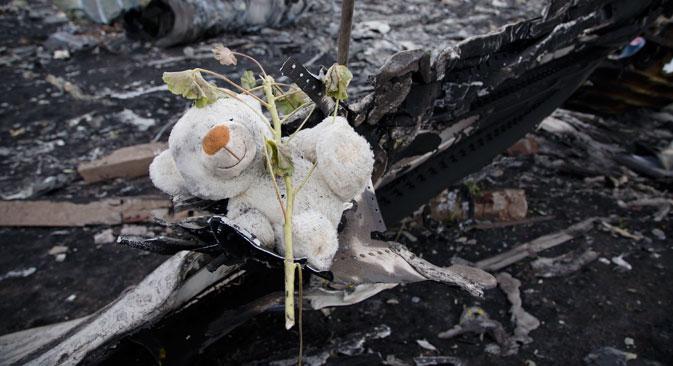 Expertos rusos opinan sobre la situación tras el derribo del avión. Fuente: AP