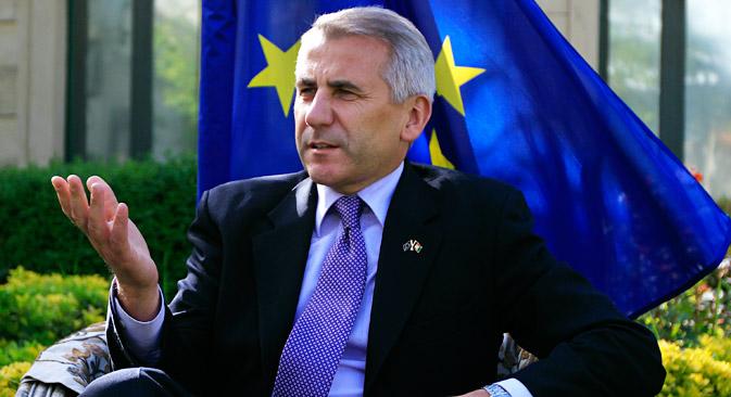 """""""Todos os países da União Europeia estão interessados nas boas relações com a Rússia"""" Foto: Reuters"""
