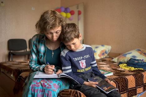 O sistema já conseguiu empregar 2.500 cidadãos da Ucrânia Foto: Mikhail Mordassov / RIA Nóvosti