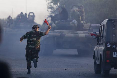 El enfrentamiento entre Armenia y Azerbaiyán ha estado congelado durante años. La semana pasada fue la más violenta en dos décadas. Fuente: AP