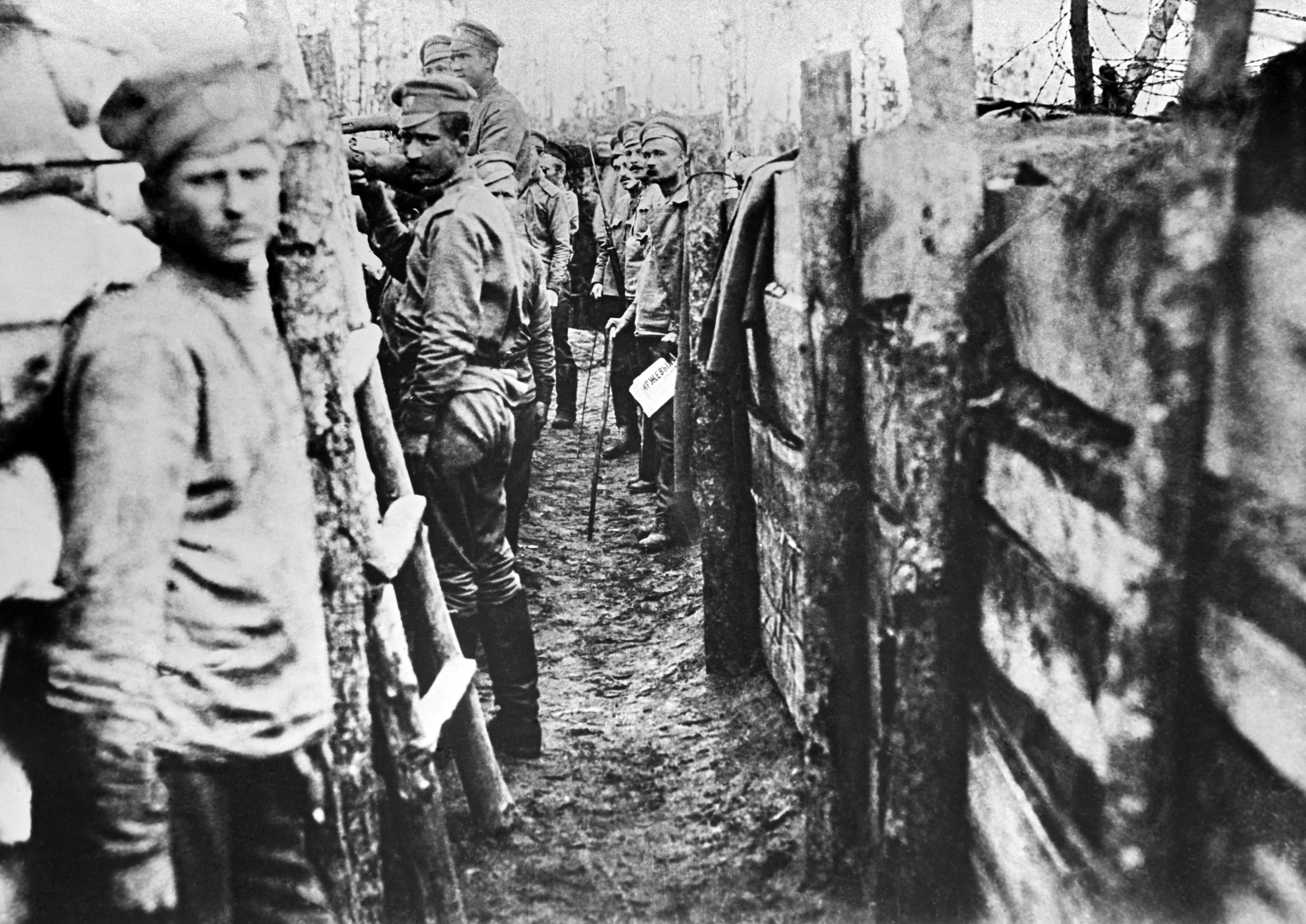 Un siglo después del inicio de la contienda, las misivas son una muestra del sufrimiento y el horror. Fuente: Ria Novosti