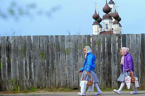 El politólogo Serguéi Medvédev explica las causas históricas y culturales de la tendencia al aislamiento que existe en el país. Fuente: ITAR-TASS