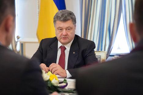 Moscou e Kiev avançaram em questões relacionadas com a interação dos organismos das fronteiras, o que ajudará a reduzir o grau de tensão nas relações entre os dois países Foto: ITAR-TASS