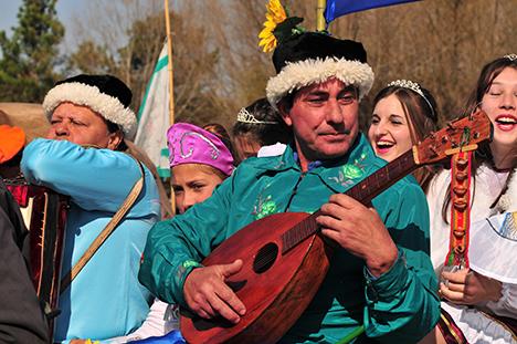 La colonia de San Javier en Uruguay sigue manteniendo las tradiciones rusas. Fuente: Marcelo López