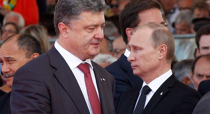 Tratarán el conflicto en Ucrania y la seguridad energética. Fuente: AP