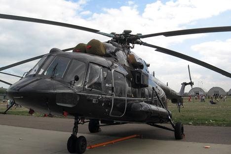 El Mi-171SH.