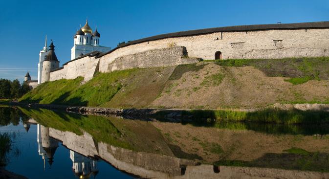 Kremlin de Pskov. Fuente: Lori / legion Media