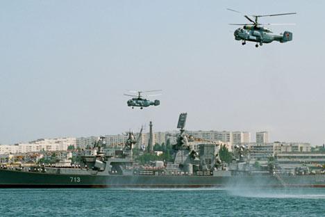 La ciudad se dedicará al transporte aéreo y a la reparación de helicópteros. Fuente: PhotoXpress