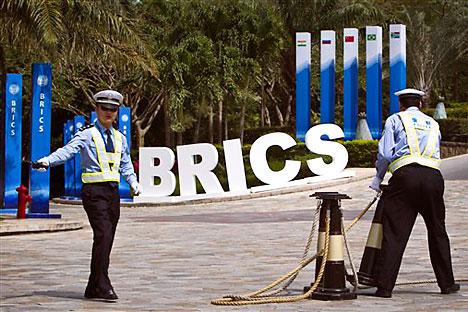 Hay cuatro países de los BRICS entre las diez mayores economías del mundo. Fuente: AP.
