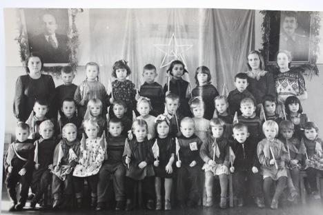 La cura de árboles y los campamentos de pioneros eran pasatiempos habituales entre los niños de la URSS. Fuente: Tatiana Korablínova