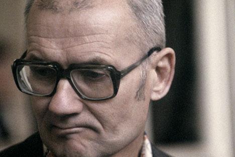 Andréi Chikatilo, el psicópata ruso más conocido. Fuente: Ria Novosti / Vladímir Viatkin