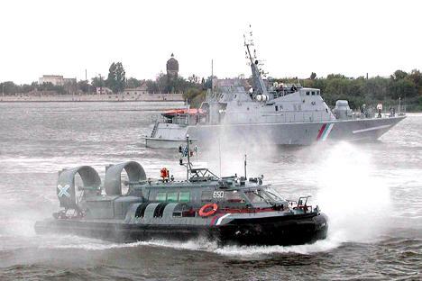 Fuente: Vladímir Tiukáev / TASS
