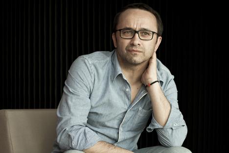 El joven director de cine ruso