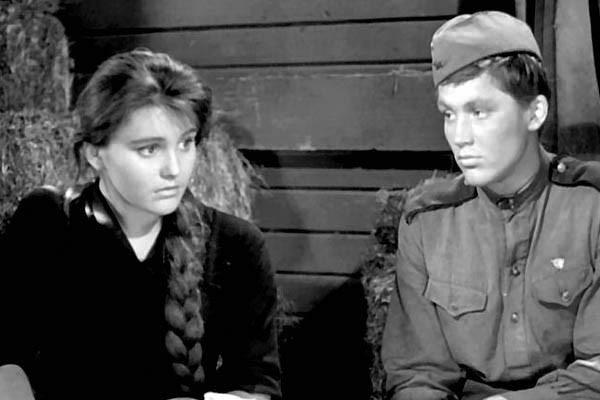 """Fragmento de la película """"La balada del soldado"""". Fuente: kinopoisk.ru"""