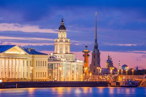 Situado en San Petersburgo, fue inaugurado por Pedro I. Fuente: Lori/Legion Media