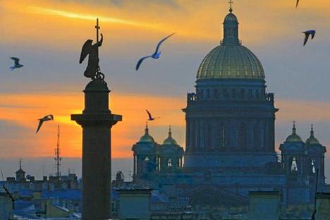 Nikolai Antsíferov fue el 'Walter Benjamin' de San Petersburgo. Fuente: Alexander Petrosyán