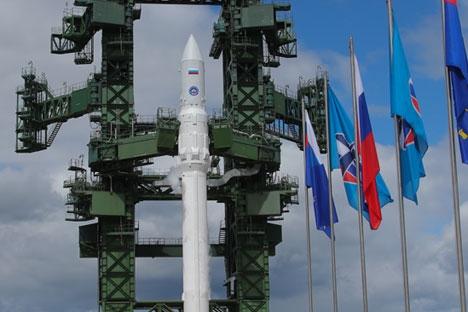 El reformado transportador ruso puede poner en órbita satélites de hasta 8 toneladas. El objetivo es sustituoir al Protón-M. Fuente: Photoshot / Vostock-Photo