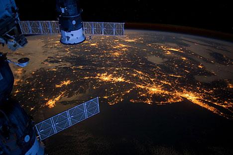 El proyecto, que comenzaría en 2017, implicaría el desarrollo de un programa nacional y la renuncia a la sección rusa en la Estación Espacial Internacional. Fuente: NASA