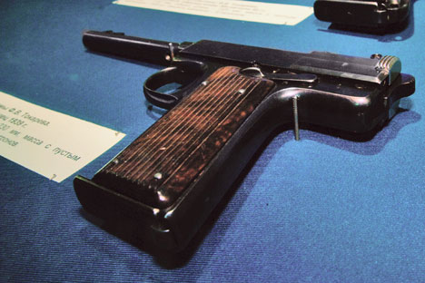 Después de la Revolución encargaron su fabricación. Fue utilizada por el Ejército soviético y se hizo popular entre los mafiosos de los años 90. Fuente: Yuri Belinsky / TASS