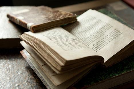 Em breve, obras literárias datadas de séculos passados poderão ser acessadas pela internet Foto: Anton Tchúrotchkin
