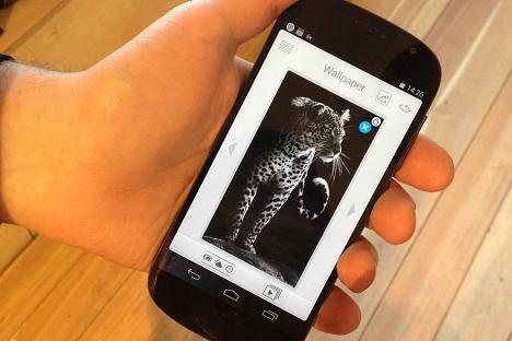 A Yota divulgou à imprensa que o smartphone será vendido por meio de pré-vendas Foto: serviço de imprensa