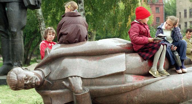 Memorial gedenkt des Stalin-Terrors, doch vielleicht nicht mehr lang. Foto: AP
