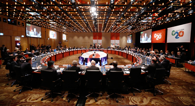 La reunión tendrá lugar en Australia este fin de semana. Fuente: Getty Images / Fotobank